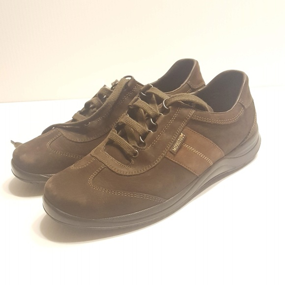 Comfort Shoes Alert Mephisto Air Jet Brown Suede Leather 100% Caoutchouc Womens Size 7 Clothing, Shoes & Accessories
